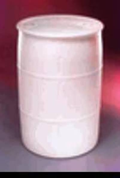 55 Gallon Solid Plastic Drums