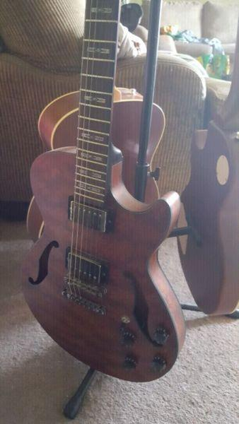 Ibanez artcore ags83bb limited edition semi hollow guitar Trade