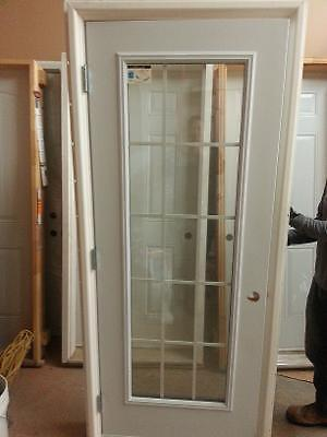 36 inch out swing door brand new