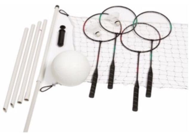 Badminton & Volleyball Combo Set - $30