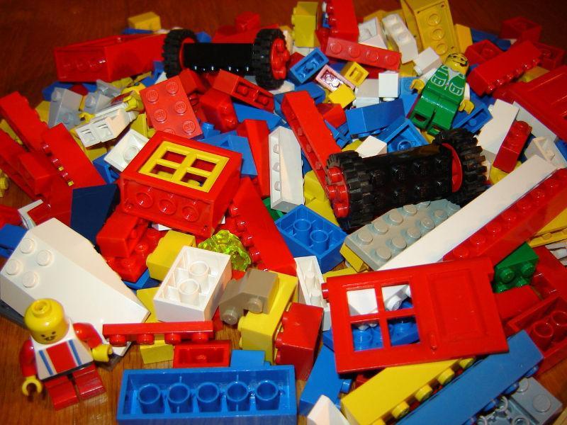 Lego, 1000 pieces