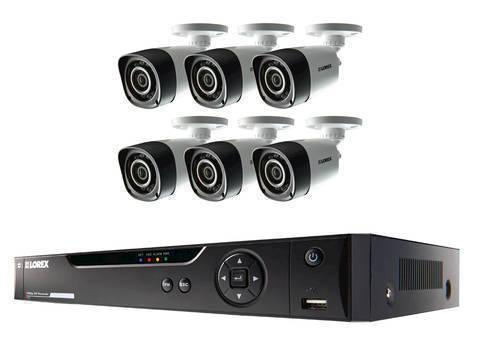 1080p HD Bullet Security Camera Night vision