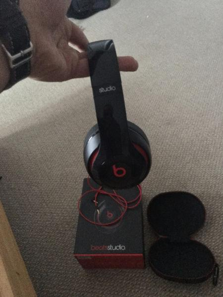 Newest beats studio wired