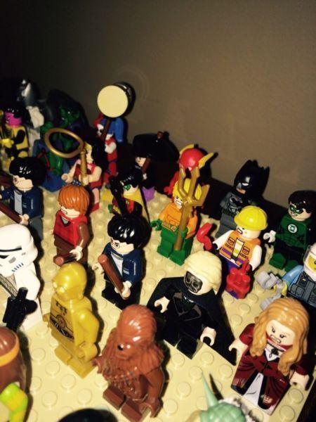 Genuine Lego Minifigures to Trade!