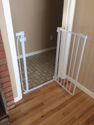 Nearly New Baby Gates - Excellent Condition