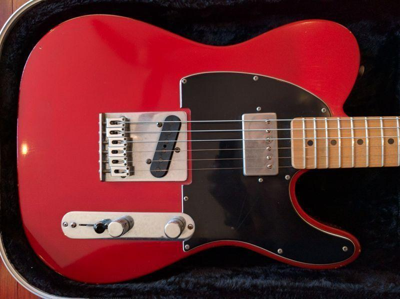 Fender Telecaster Road Worn® Player