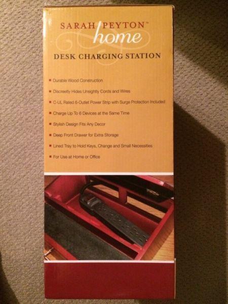 Desk Charging Station