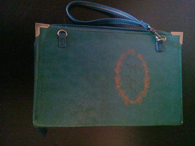 Wanted: Blue book case