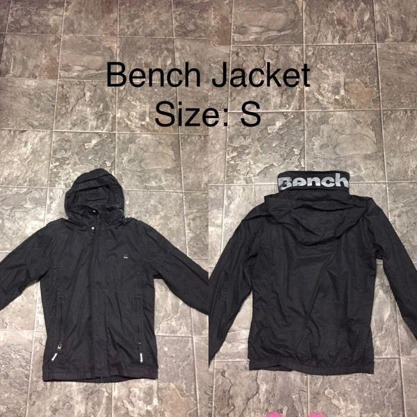 Bench Jackets