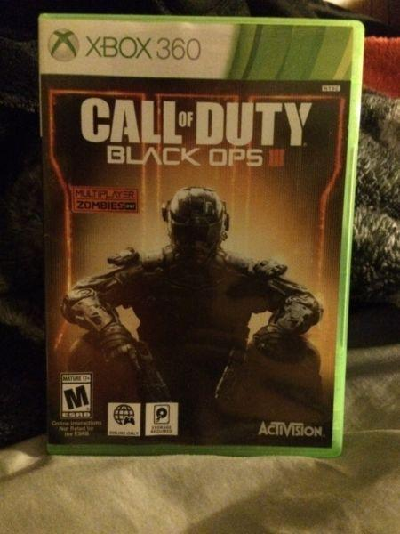 Black Ops 3 brand new!