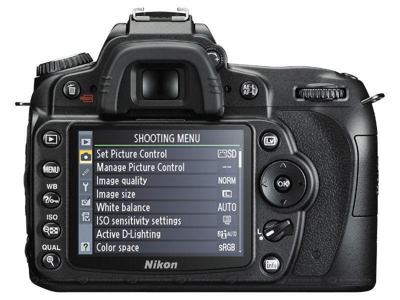 Nikon D90 Body Only (new)