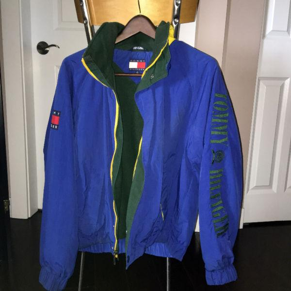 Tommy Hilfiger Mens Jacket with Hood
