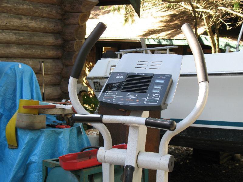 ecliptical exercise bike