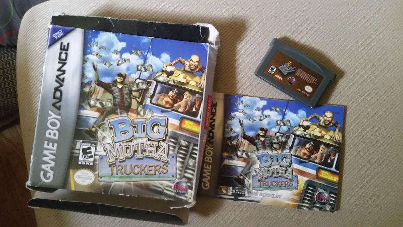 Big Mutha Truckers - Game Boy Advance