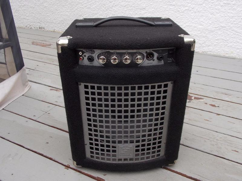 Yourville XM50 Bass Amp