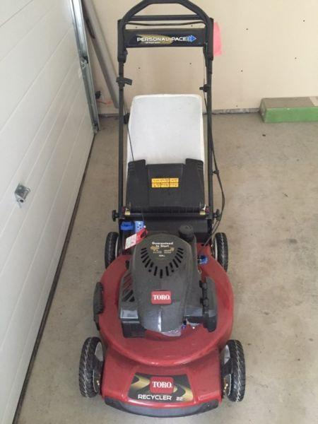 Brand New Toro 22 inch Cycling Mower