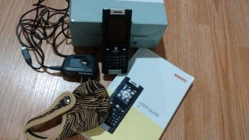 Sanyo S1 mobile phone