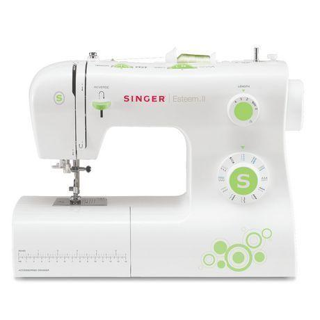 Singer Sewing Machine Esteem II