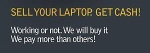 Wanted: Wanted: Wanted: We buy broken Macbook, Windows Laptops