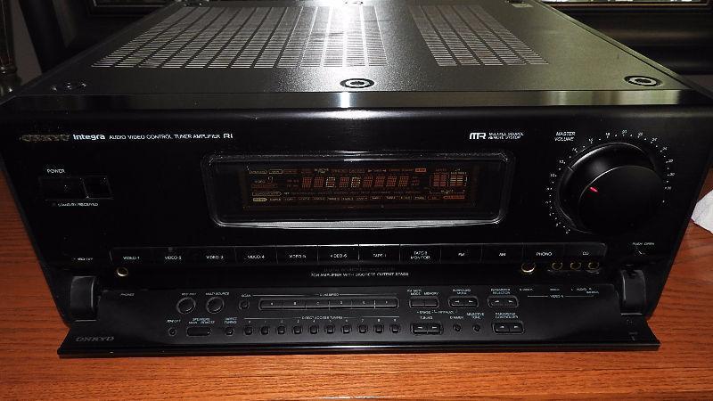 48.5 LBS ONKYO INTEGRA TX-SV909PRO Stereo-Surround Receiver AMP