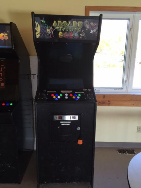 138 IN 1 Video Game Arcade Machine Like Pinball *With Warranty*