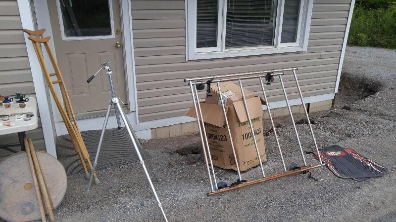 ***Updated***yard sale items for sale