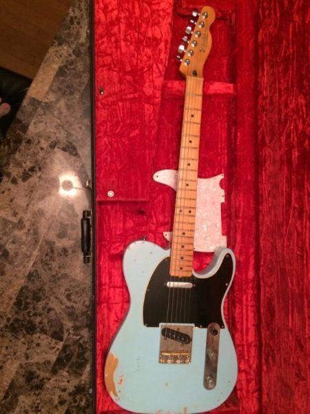 Relic MIM Fender standard Telecaster