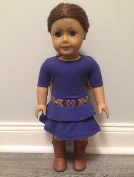 American Girl Doll - Saige