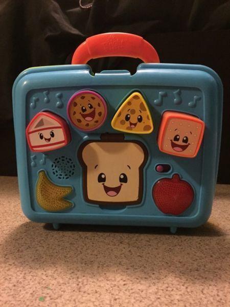 Bright Start Lunch Box