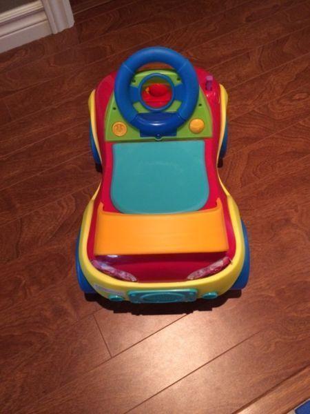 Bright Start Car