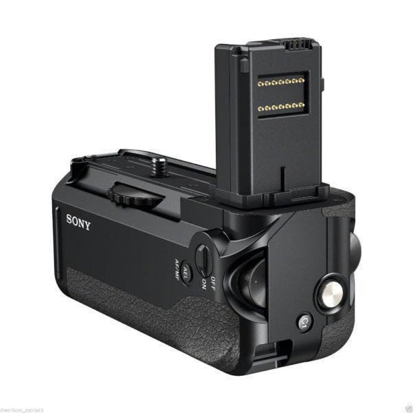 LN++ Sony VG-C1EM Battery Vertical Grip Alpha a7 a7R s7S ILCE-7