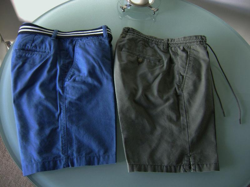 2 Pairs for $15total, Casual Shorts by Old Navy and H&M