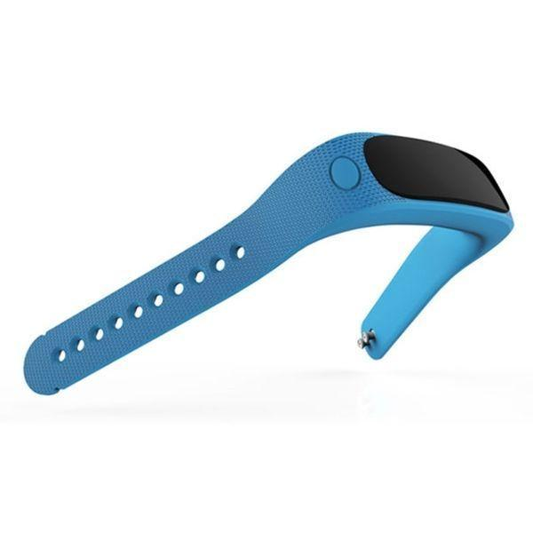 E02 Bluetooth Waterproof Sports Bracelet Watch Android and IOS
