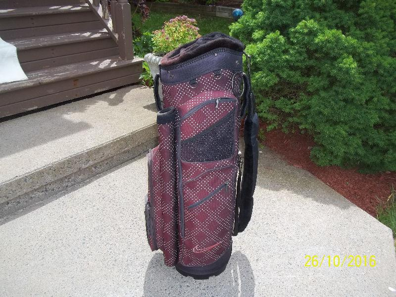 Ladies Golf Cart Bag 10