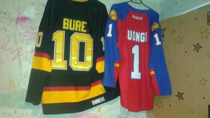 Wanted: Nhl jerseys for sale