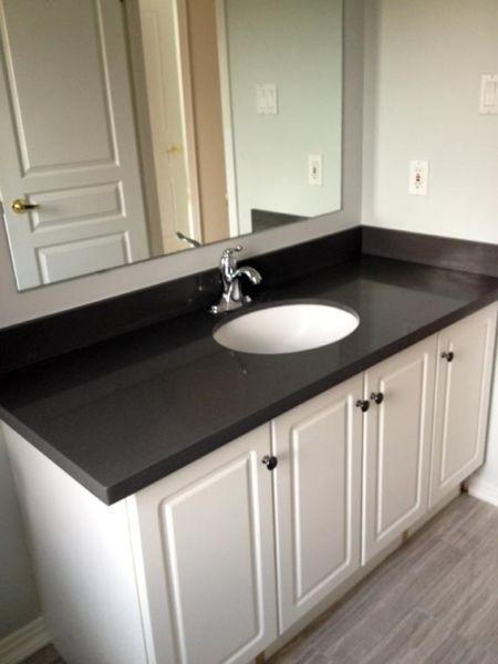Quality Kitchen Tops, Washroom and Bathroom Vanities - Best $$$