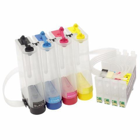 Epson C88 CISS,Bulk Dye Ink,Pigment,Sublimation Ink