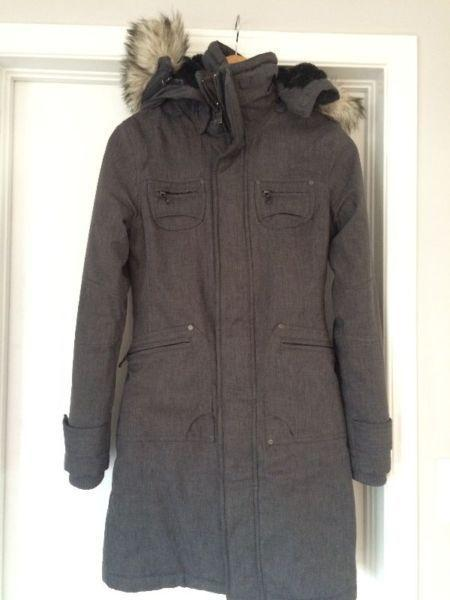 TNA Avoriaz Parka - purchased from Artizia