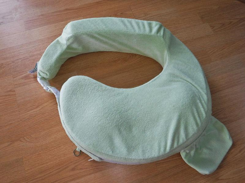 Nursing Pillow My Brest Friend Deluxe Breastfeeding Baby