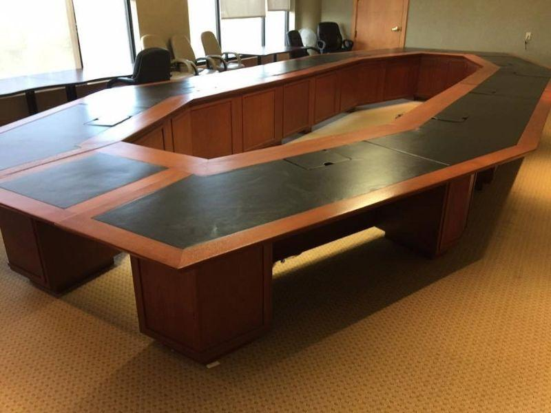 Beautiful Executive Boardroom Table