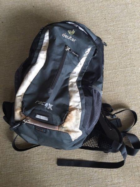 Small waterproof backpack