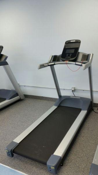 Precor Treadmills, EFX and AMT's *New*