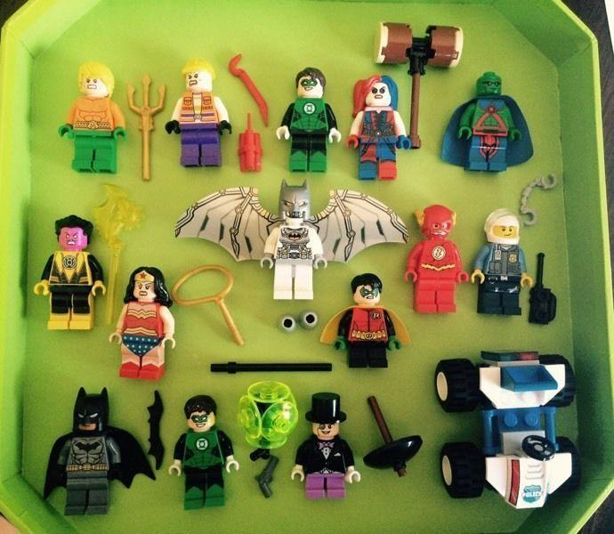 LEGO MINIFIGURES for TRADING! Calgary to !