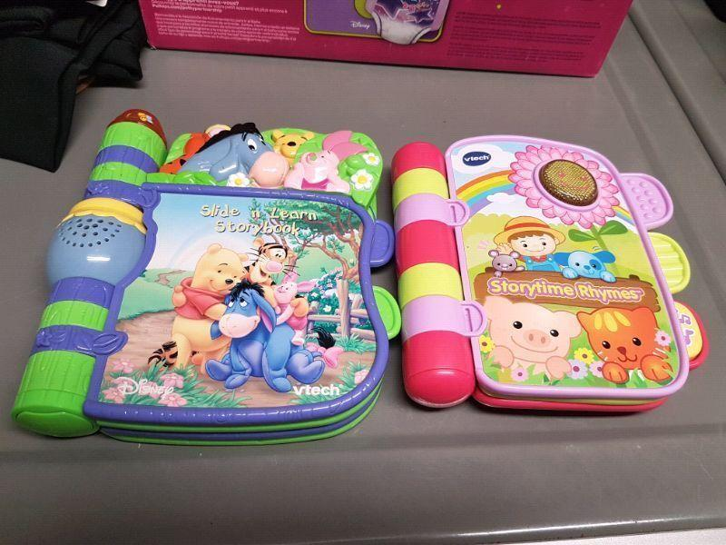 Electronic baby books
