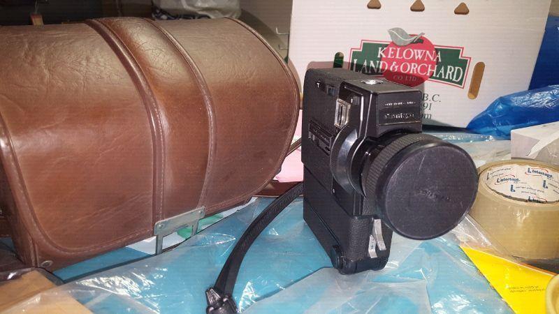 Sankyo Super LXL-250 movie camera