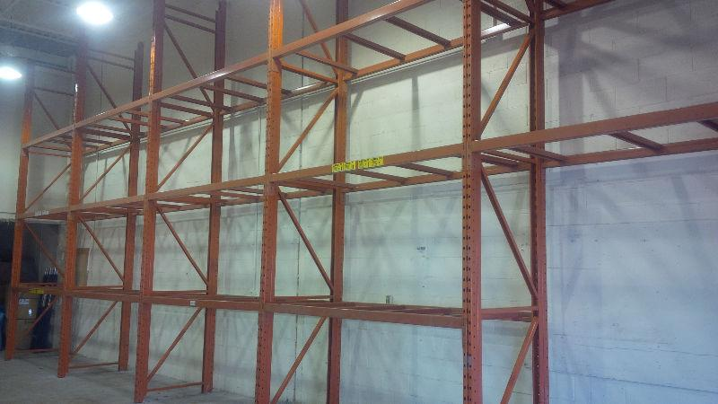 Pallet Racking Rayonnage Pour Pallets REDI Rack