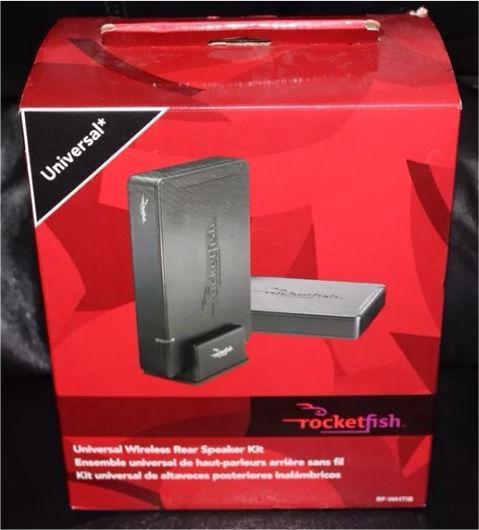 Rocketfish Rear Speaker Wireless (New)