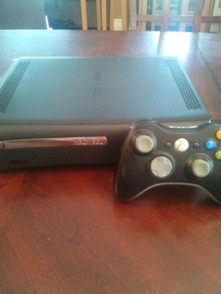 Xbox 360 manette et jeux