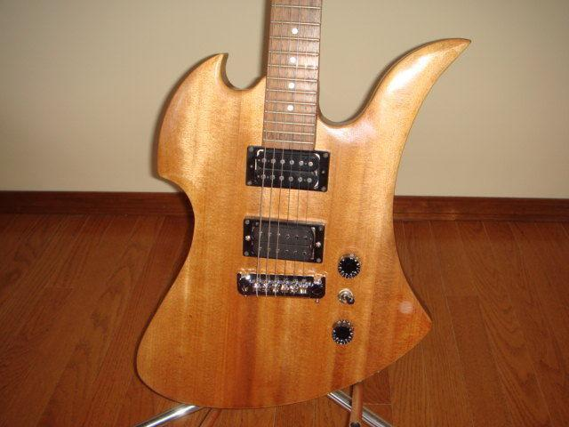 BC Rich guitar
