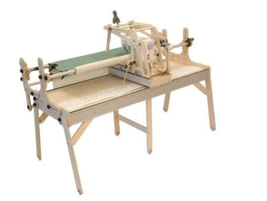 Machine Quilting Table and Juki 98QE